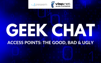 Casual Geek Chat – Access Points: The Good, Bad, and Ugly
